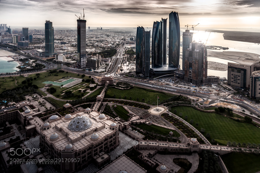 Photograph Emirates Palace by Beno Saradzic on 500px