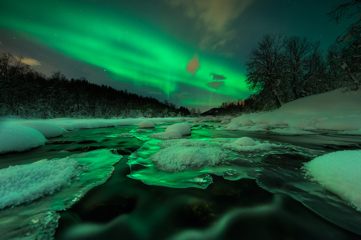Photograph Secret River by Arild Heitmann on 500px