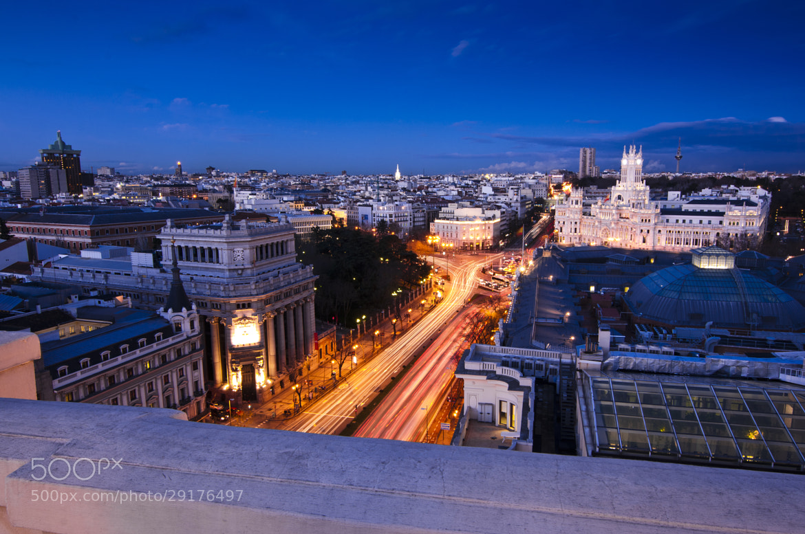 Photograph Madrid by David Azurmendi on 500px