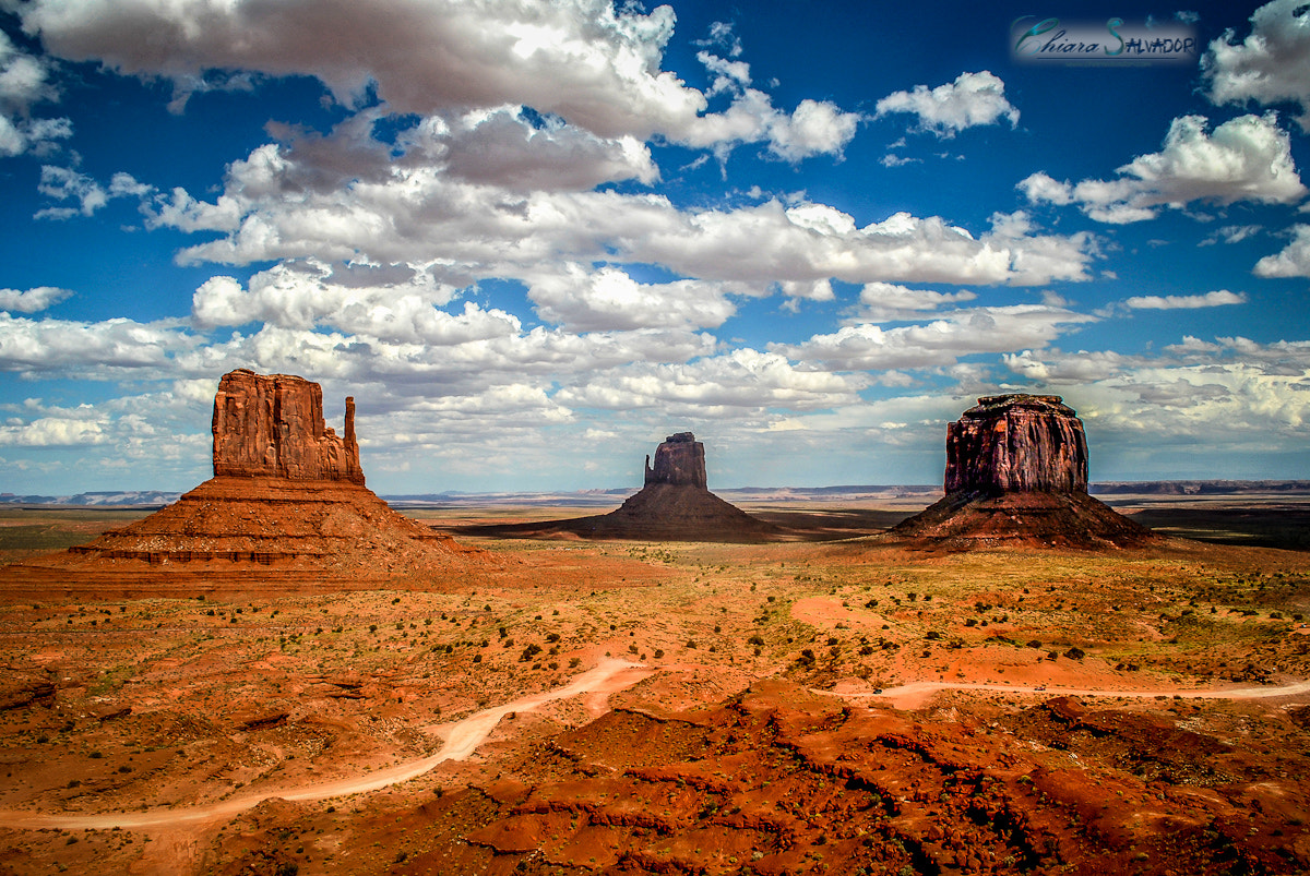 Photograph Monument Valley by Chiara Salvadori on 500px