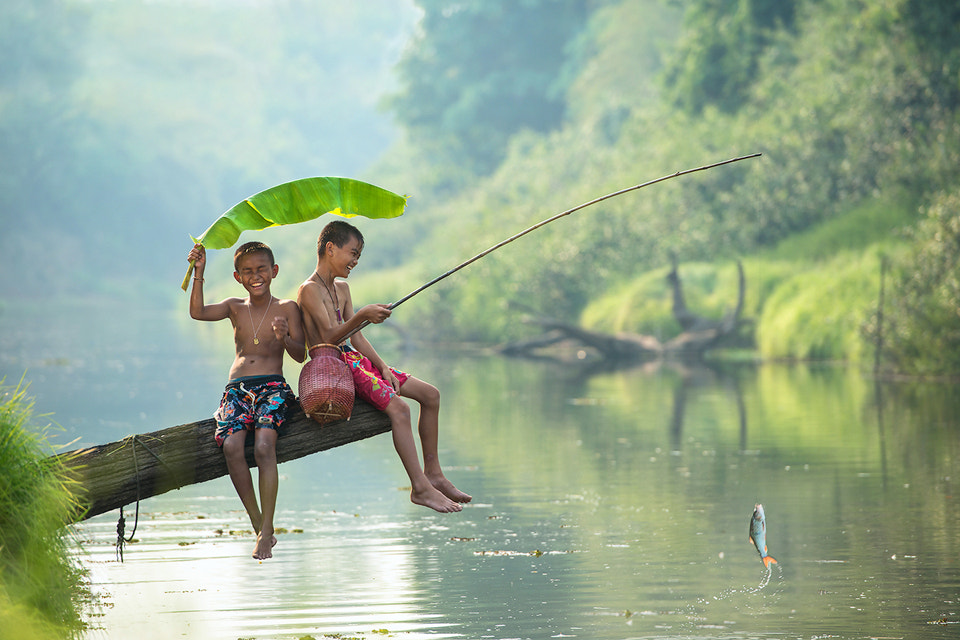 Photograph Happy Time by sarawut Intarob on 500px