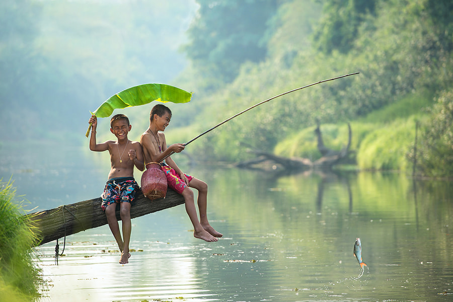 Happy Time by sarawut Intarob on 500px.com