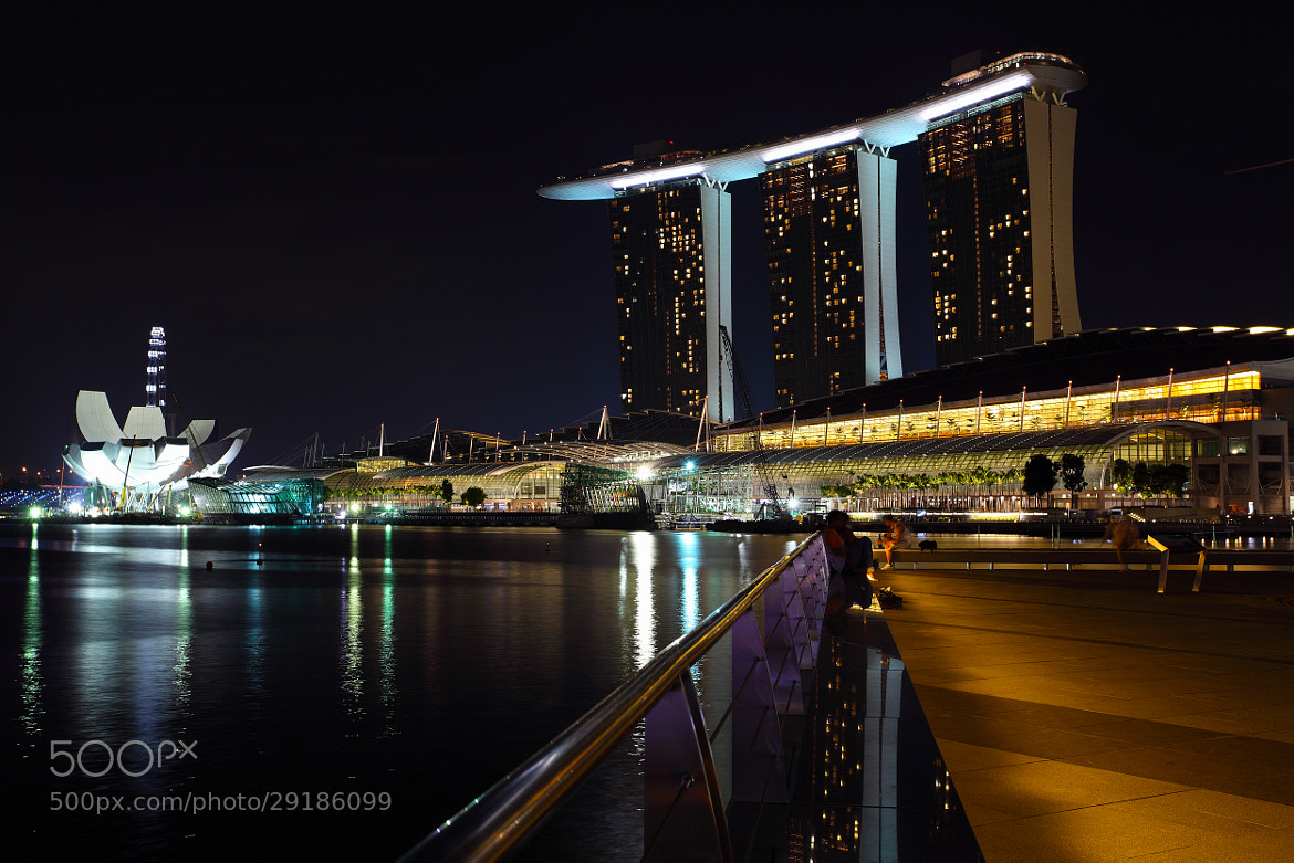 Photograph Singapore,Marina sand Bay by Paolo Guidetti on 500px