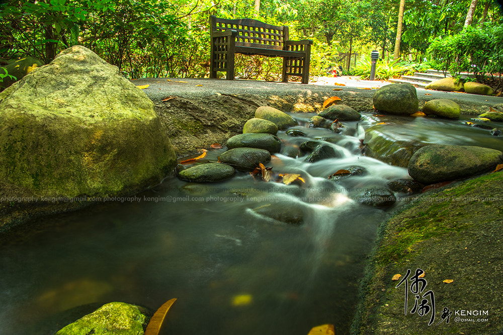 Photograph waterfalls relax by Ken Gim Seng Chye on 500px