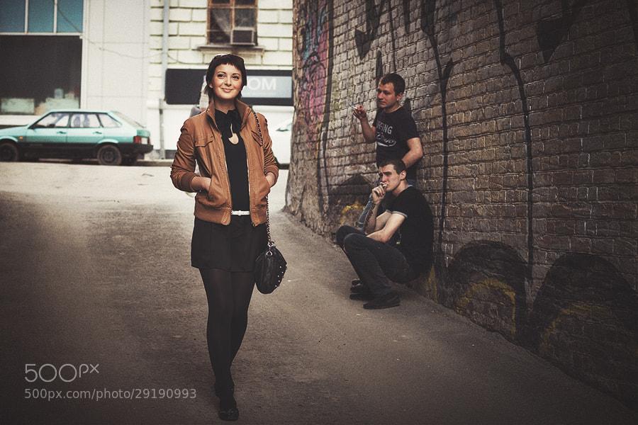 Photograph ))) by Evgeniy Melnikov on 500px