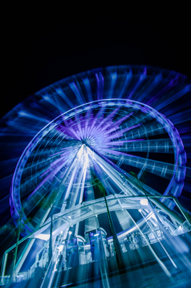 Photograph Ferris Wheel  by Heart Disk on 500px