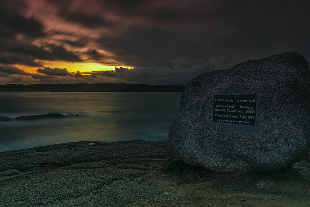 Photograph Memorial Rock by Kevin Colgan on 500px