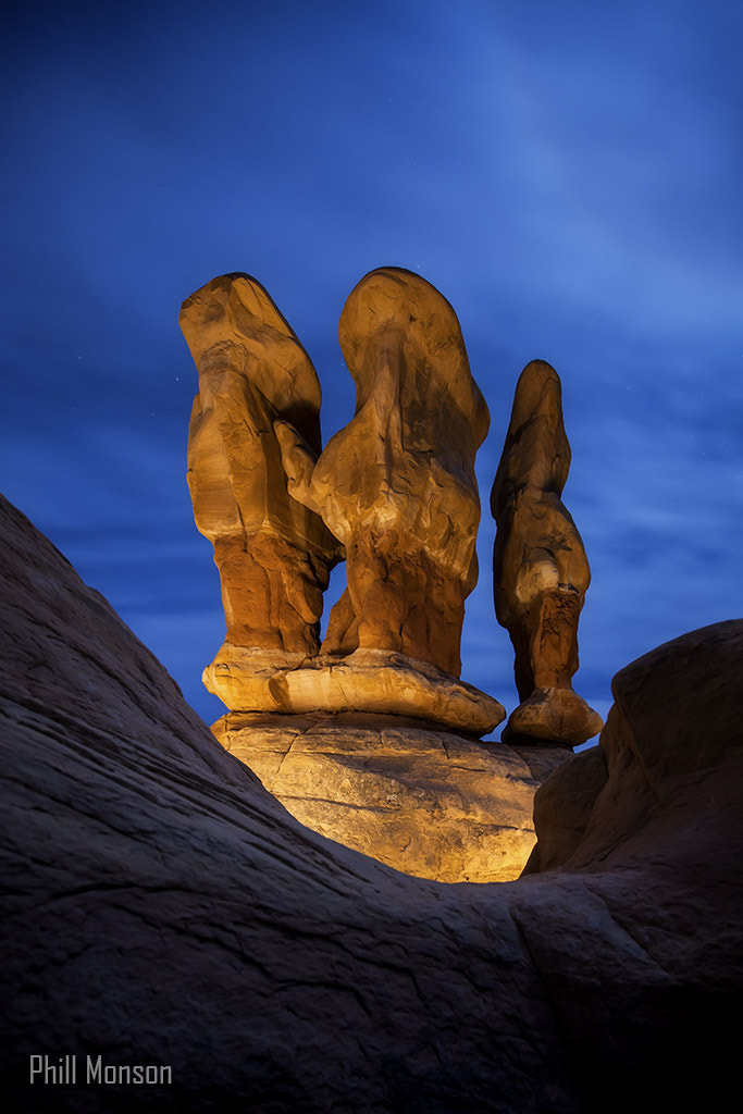 Photograph Three Patriarchs by Phill Monson on 500px