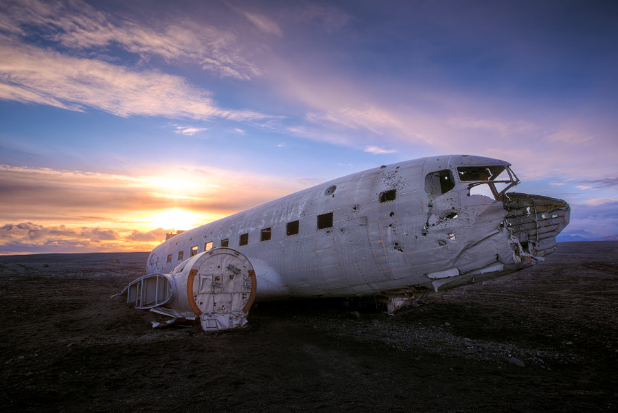 The Lost Plane by Conor MacNeill on 500px.com