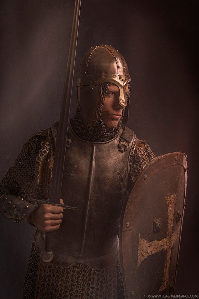 Photograph The Knight by Seagram Pearce on 500px
