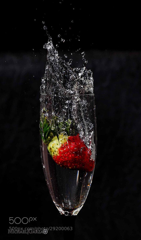 Photograph Strawberry Crystal by Ryan Garza on 500px