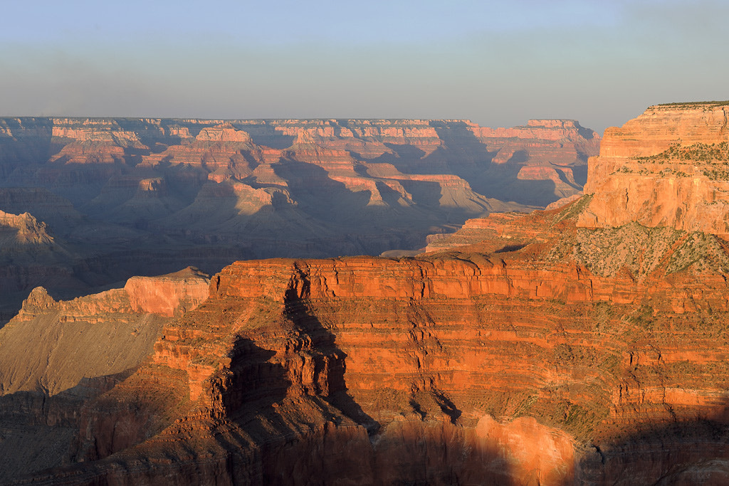 Photograph Grand Canyon Sunset by Adales on 500px