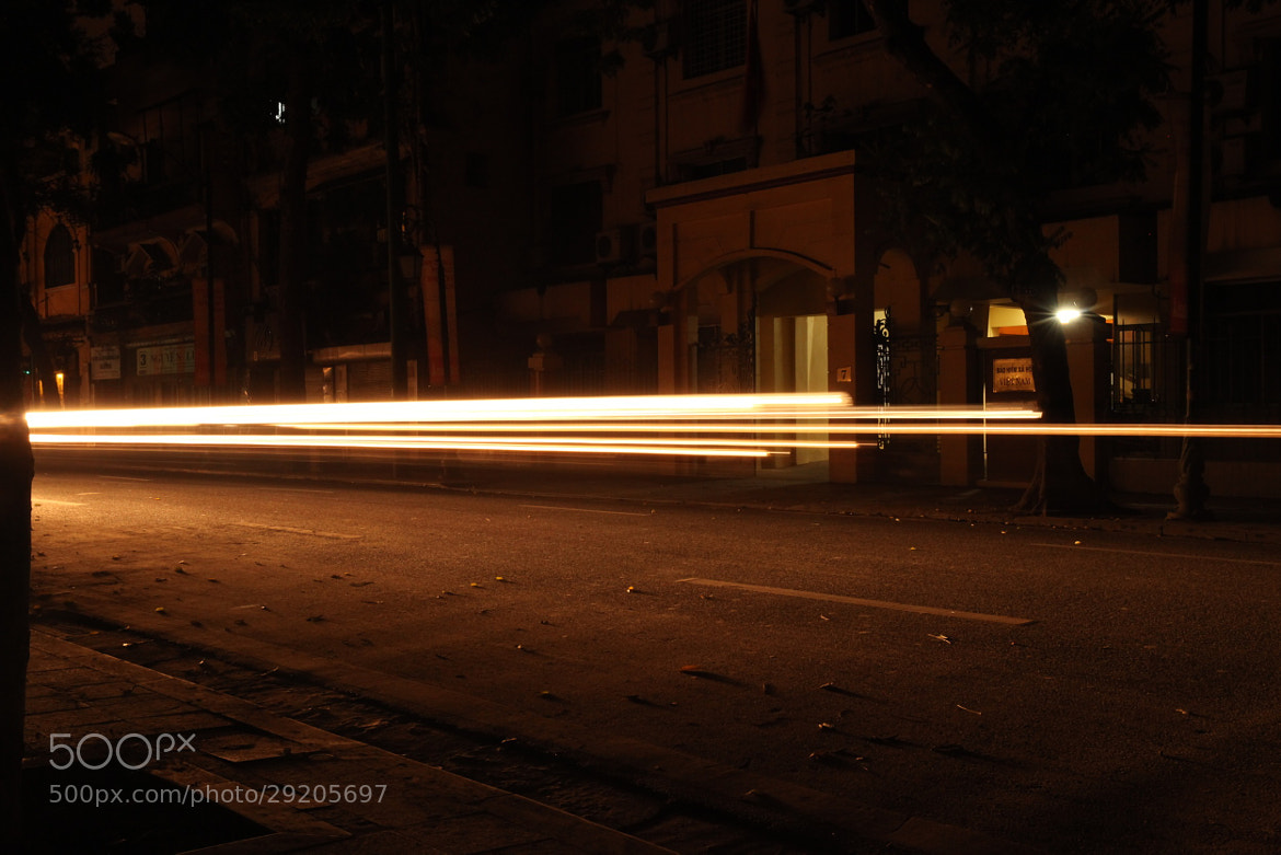 Photograph Motorbike Lights by Rio Akasaka on 500px