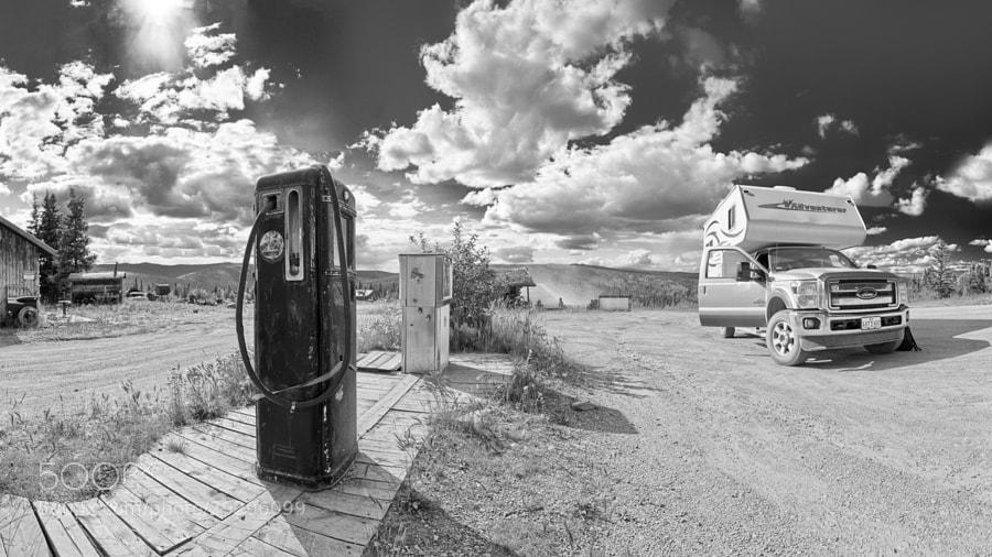 No gas, no service!
