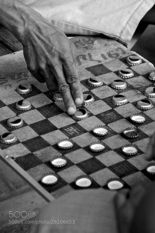 Photograph Pepsi Checkers by Emile Ajer on 500px
