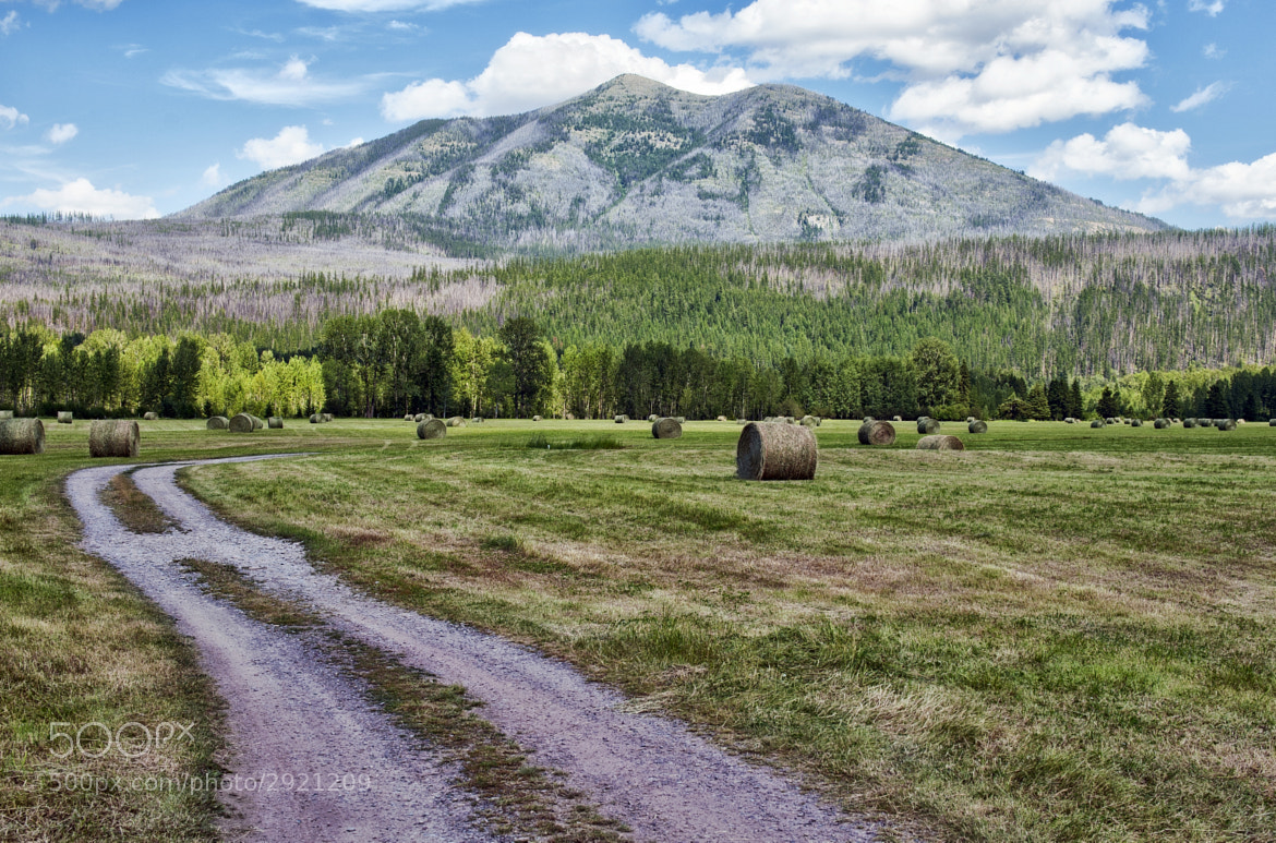 Photograph Rural Mountain by Jeff Clow on 500px