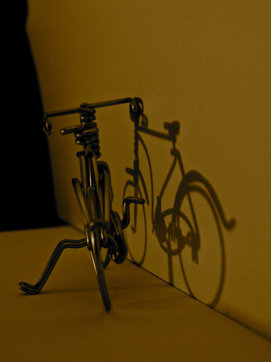 Photograph Ride to the shadow. by Julien Lamour on 500px