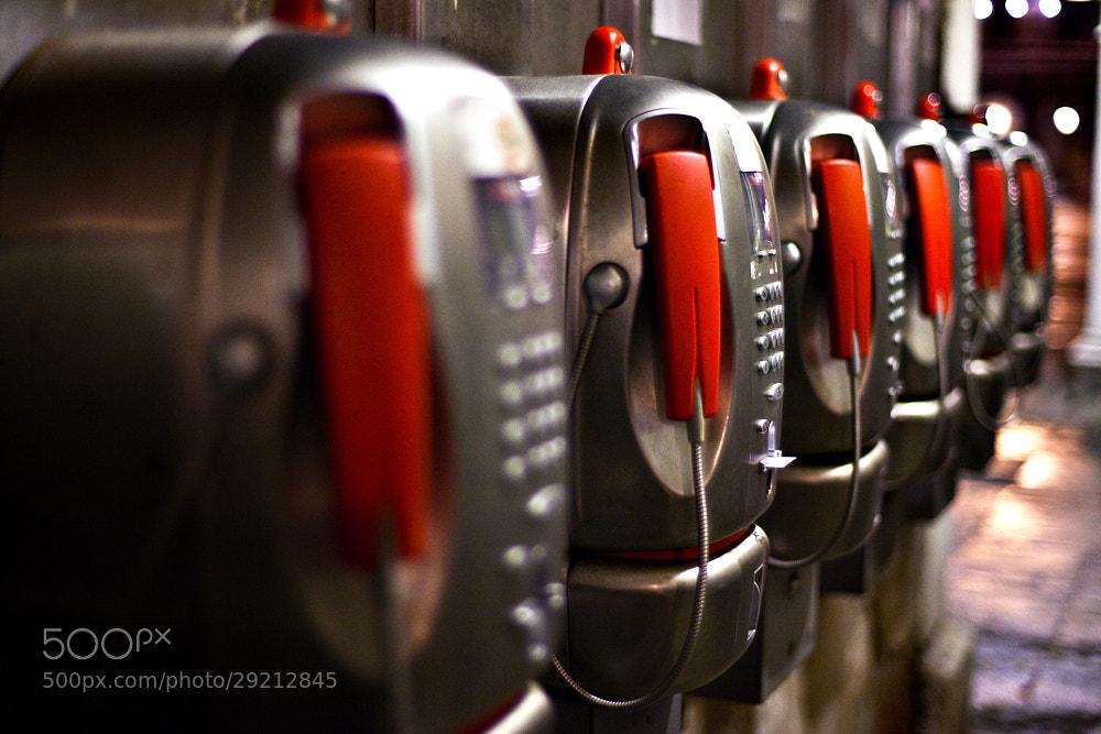 Photograph phone park by Andrey Sherstiuk on 500px