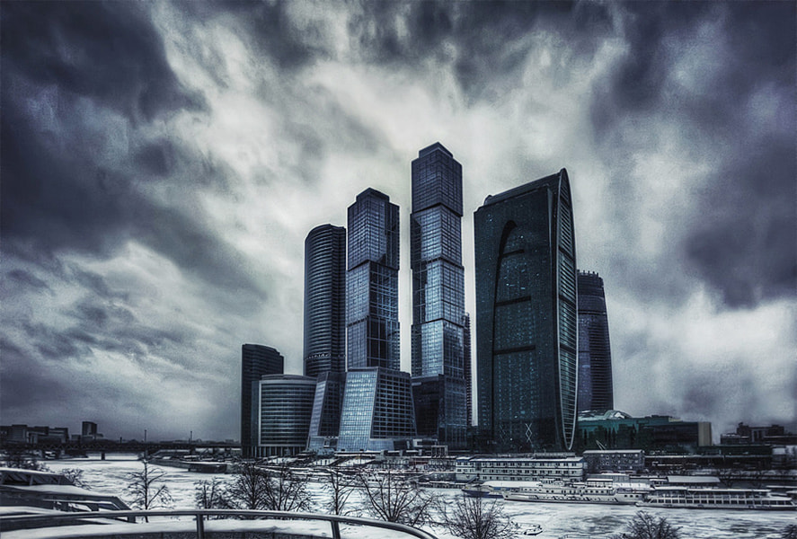 Photograph Moscow-city by Victoria Tolkacheva on 500px