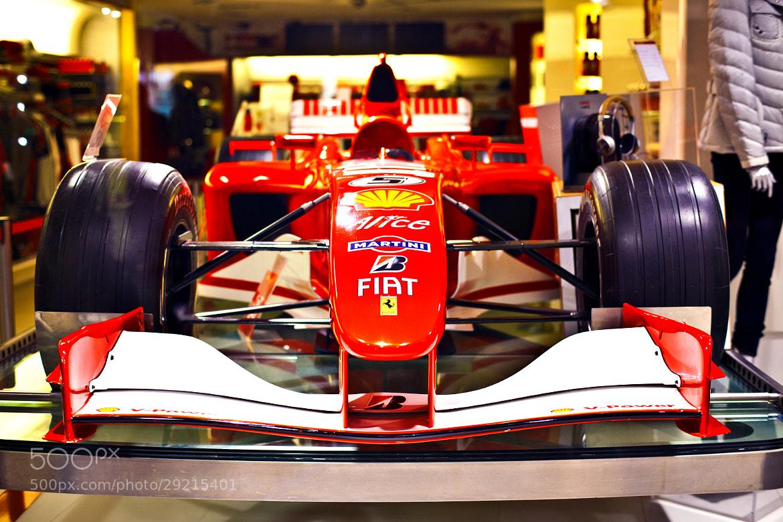 Photograph Ferrari layout by Andrey Sherstiuk on 500px