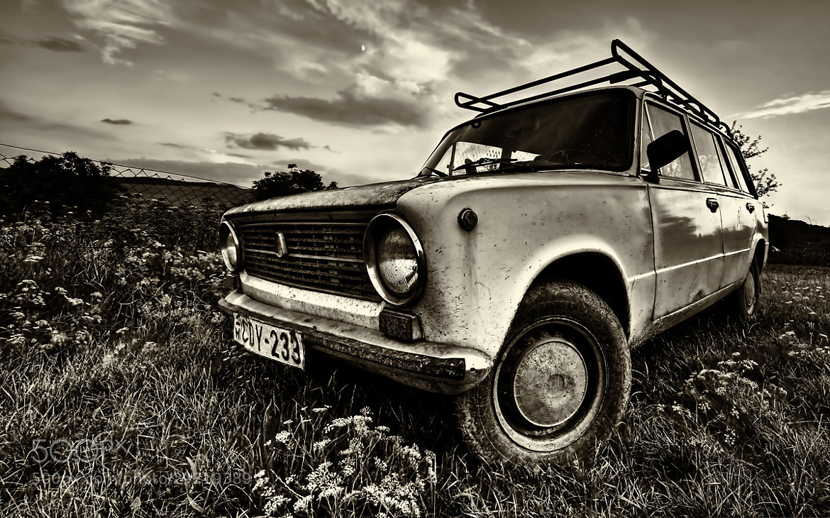 Photograph Lada by Gabor  Medzihradszky on 500px