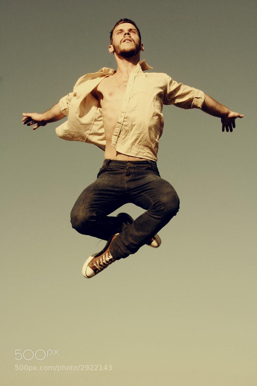 Photograph Modern jazz jump by Alexsander Mudrecov on 500px
