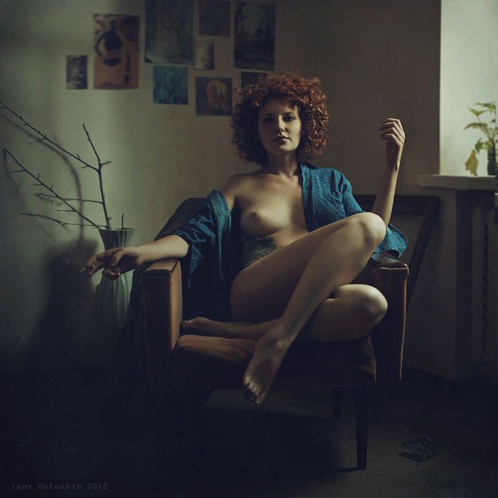 Photograph Маргарита by Igor Voloshin on 500px