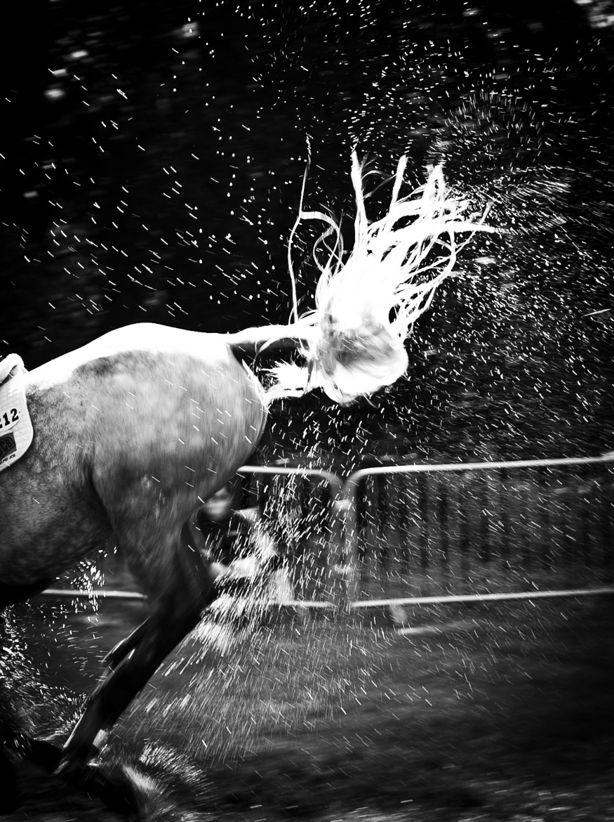 Photograph The Water Jump by Anna Goodrum on 500px