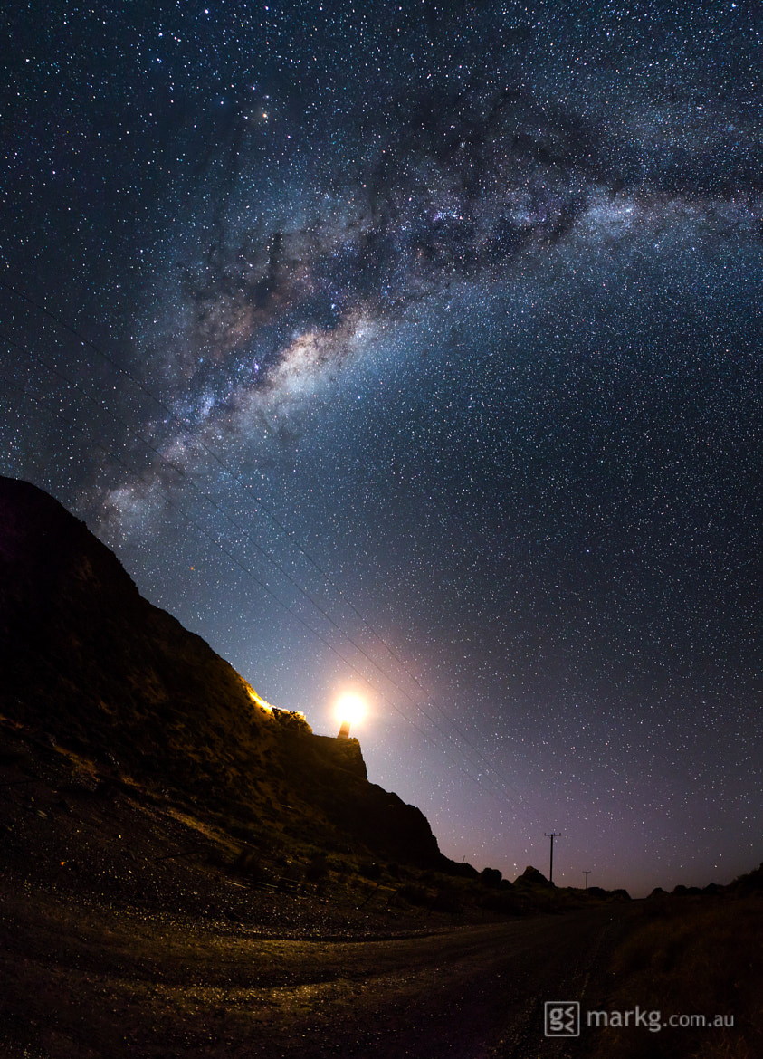 Photograph Galaxy Road by Mark Gee on 500px