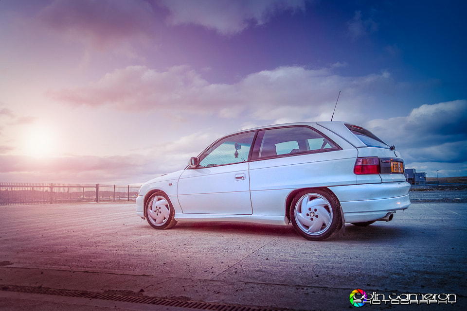 Photograph Astra Gsi by Colin Cameron on 500px