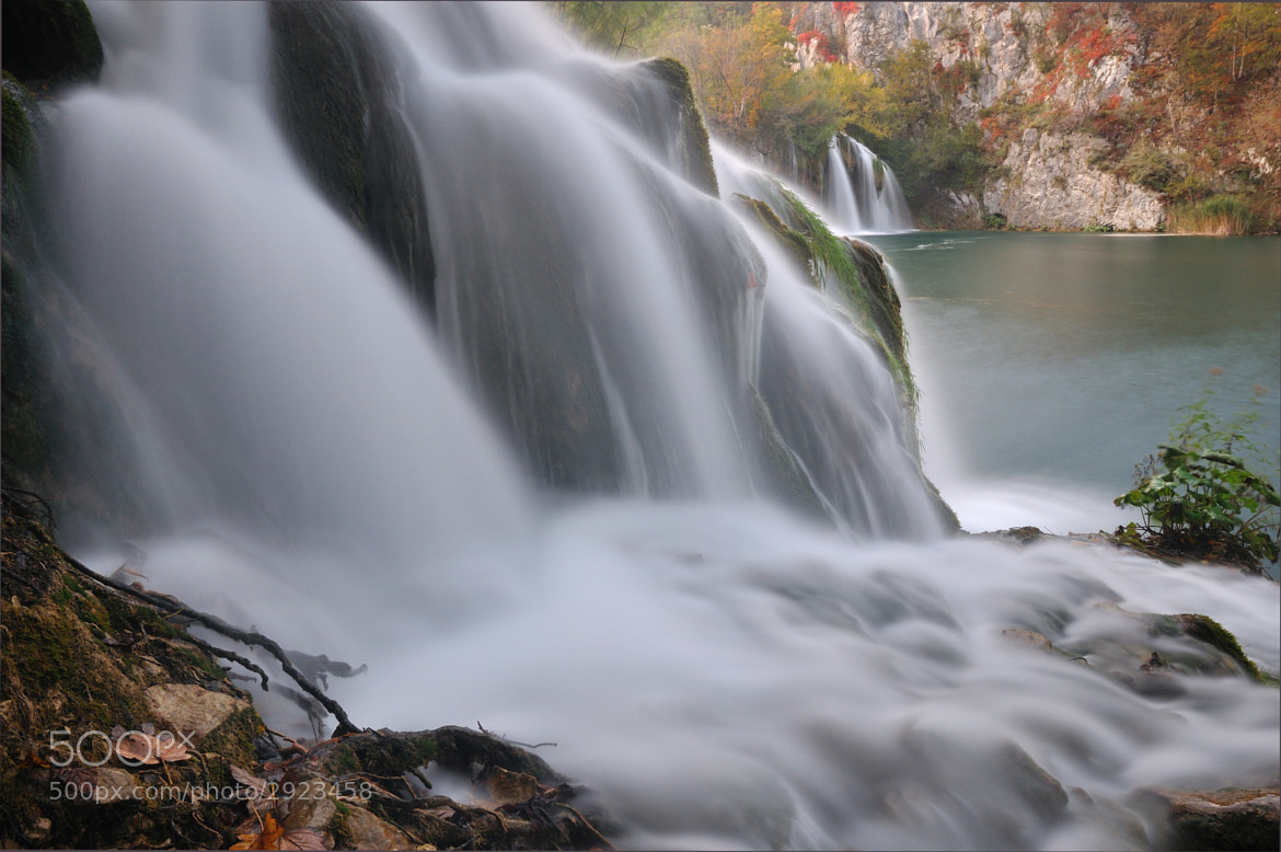 Photograph Plitvice Falls by Csilla Zelko on 500px