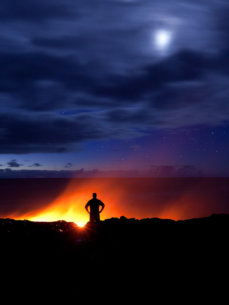 Photograph Lava Burn by Miles Morgan on 500px