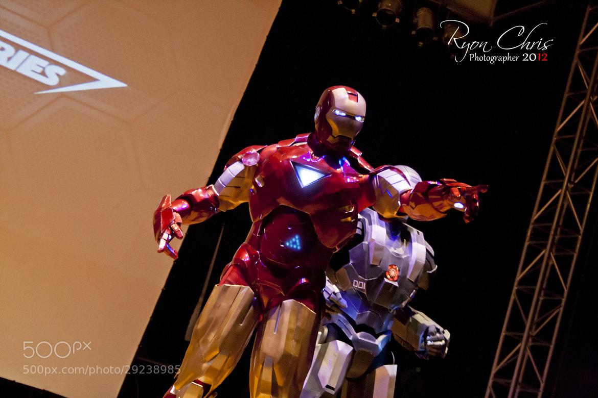 Photograph Iron man by Ryon Chris on 500px