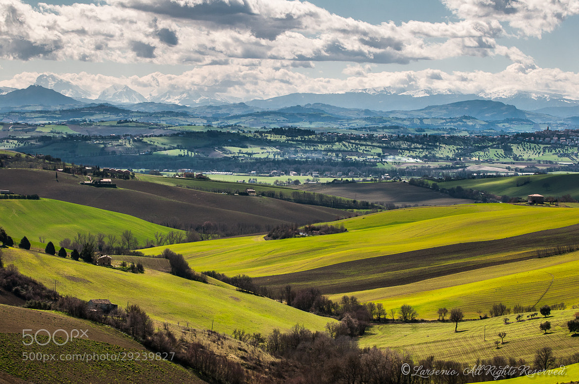 Photograph Potenza's Valley by Roberto Flamini on 500px