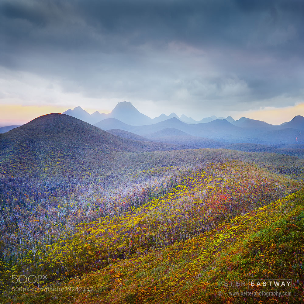Photograph Stirling Ranges by Peter Eastway on 500px