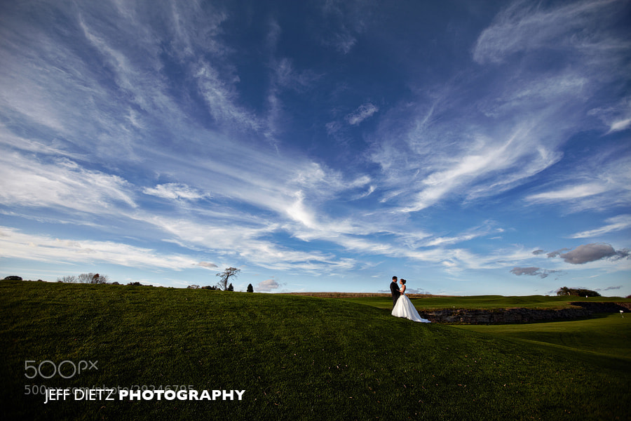Photograph Golf Club Wedding by Jeff Dietz on 500px