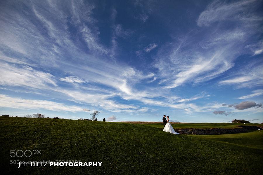 Photograph Golf Club Wedding by Jeff Dietz on 500px