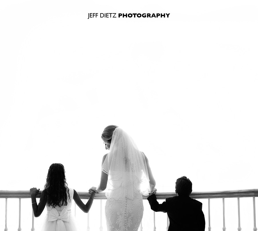 Photograph Bride and the Kids by Jeff Dietz on 500px
