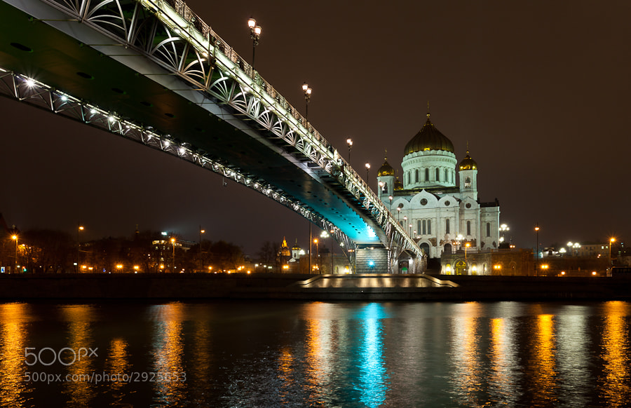 Photograph Cathedral of Christ the Saviour by John Q on 500px