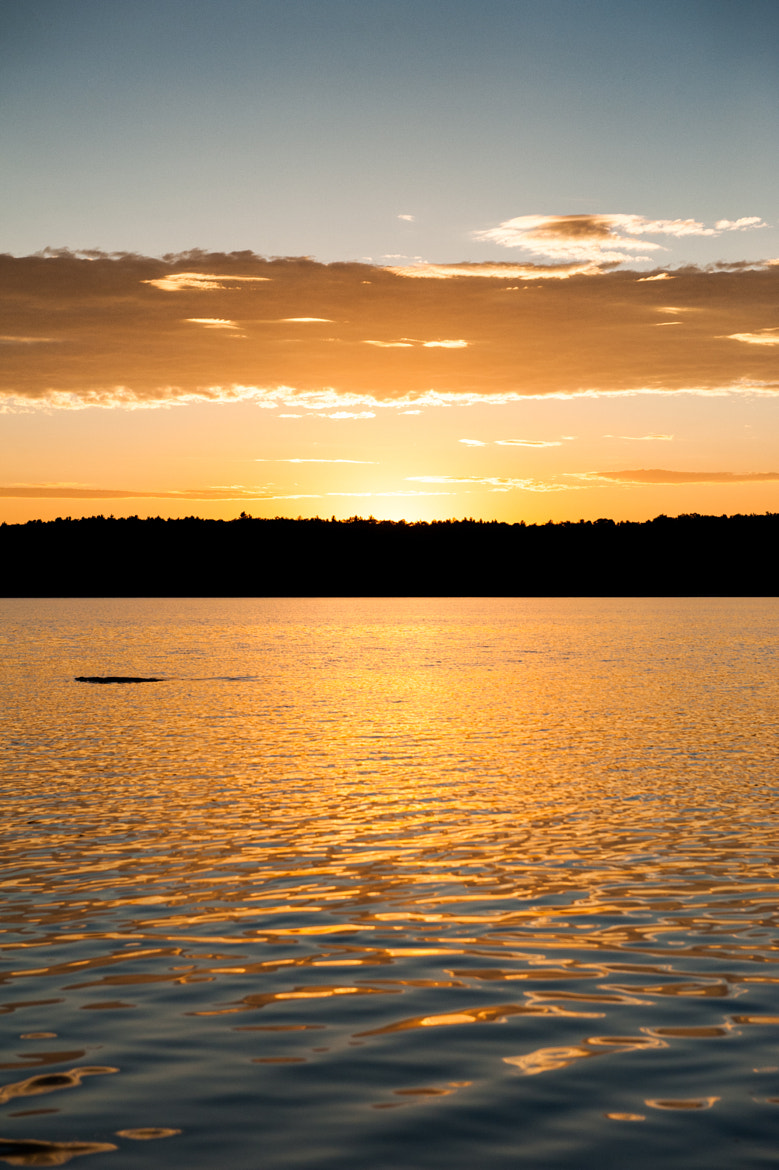 Photograph Sunset on Joeperry Lake * 8914 by Mark Shannon on 500px