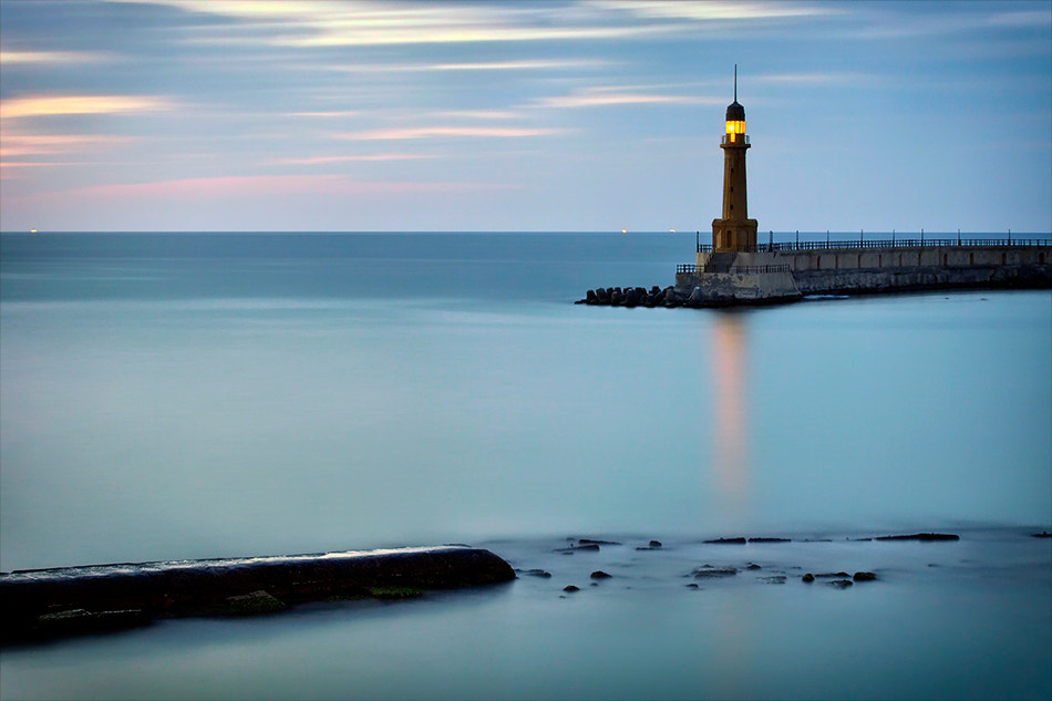 Photograph The Old Lighthouse ... by Ahmed Abdulazim on 500px