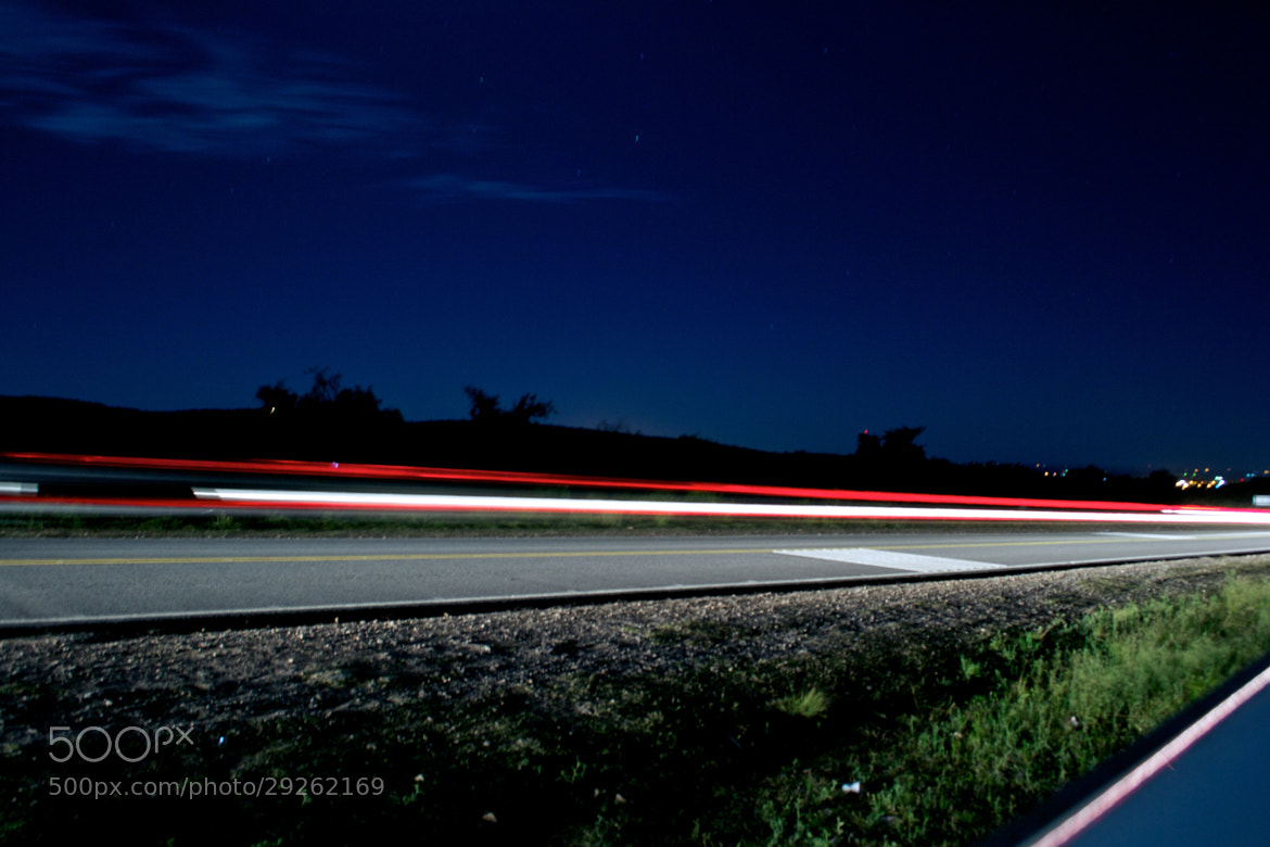 Photograph route lights by Jose  Ferreyra on 500px