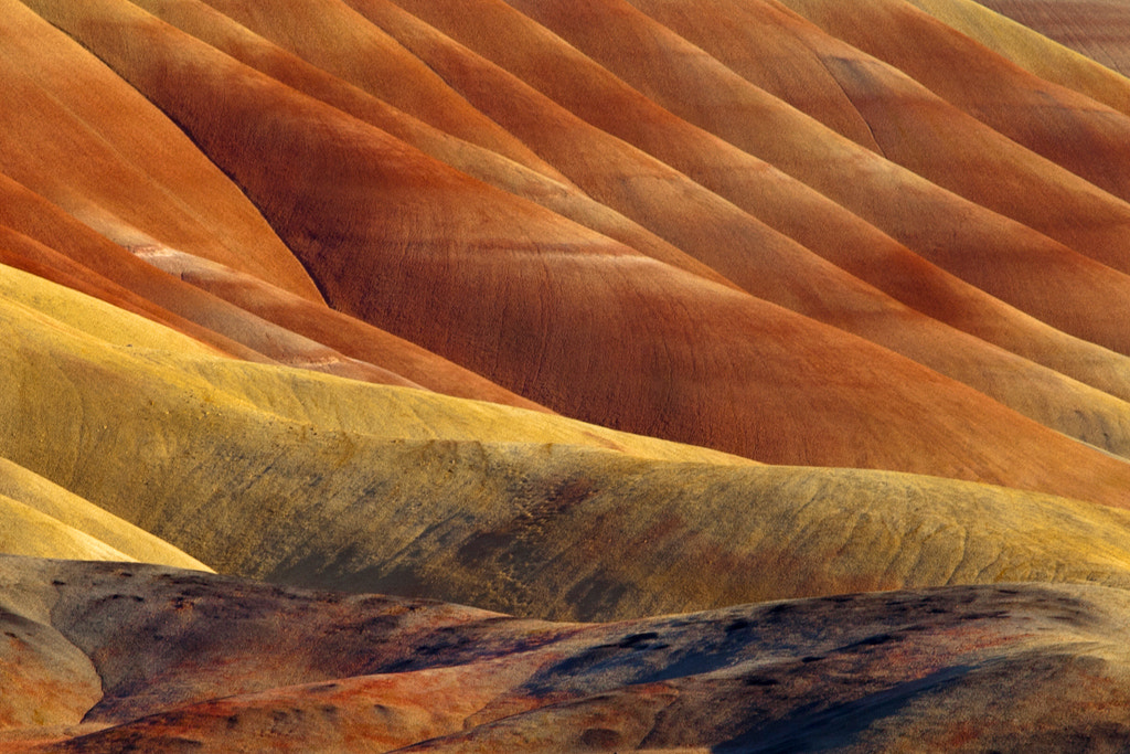 Photograph The Painted Earth by Valerie  on 500px