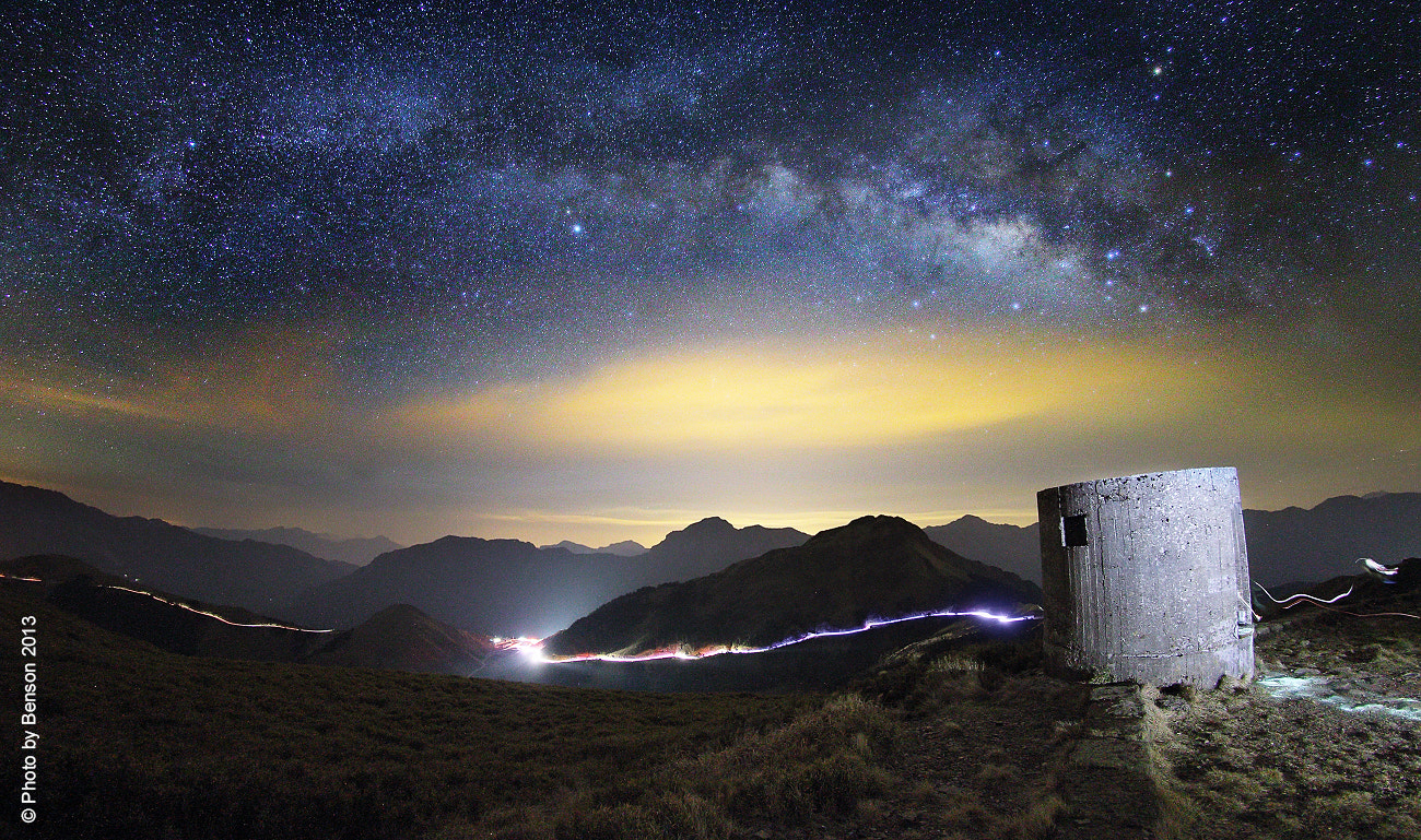 Photograph galaxy express by benson lin on 500px
