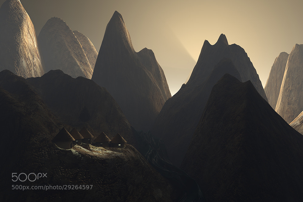 Photograph Hut by Gusti Yogiswara on 500px
