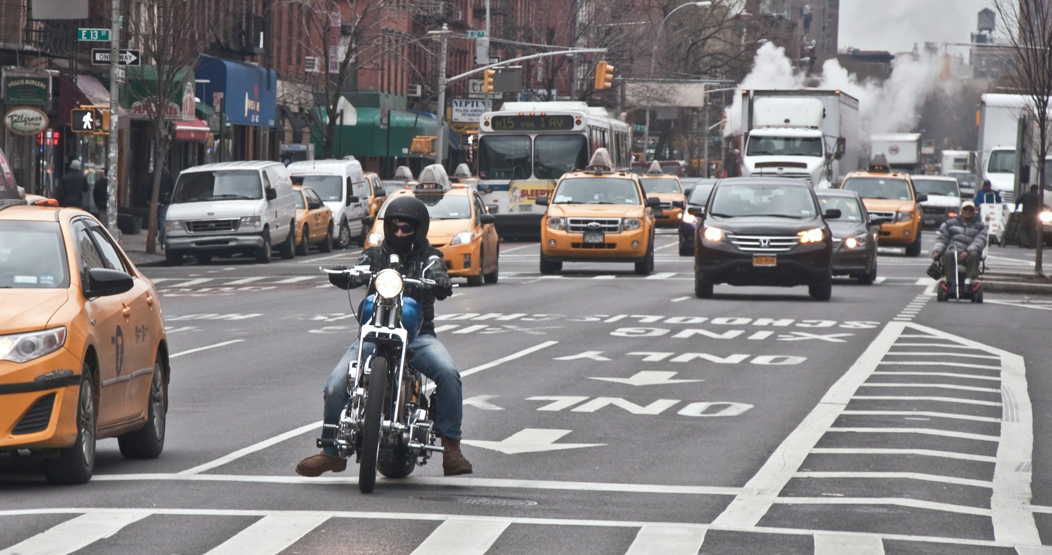 Photograph Rider's on the E 13 st  by Nabil BACHIR-CHERIF on 500px