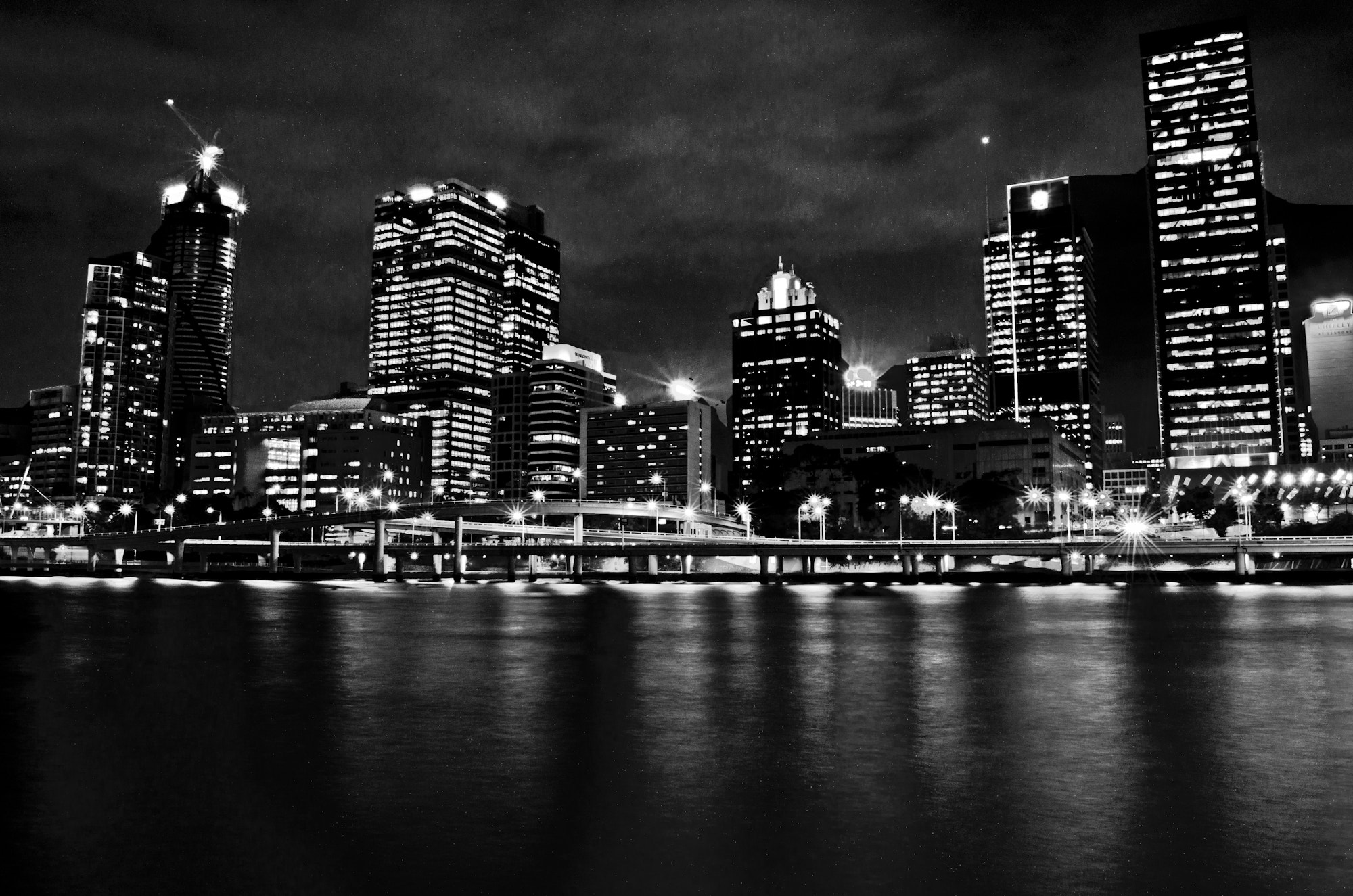 Photograph Brisbane at Night by DreamInfinit Photography by Jai on 500px