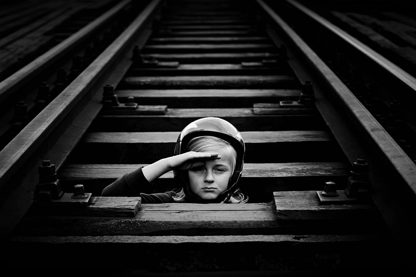 Photograph fearless scout by Sebastian Luczywo on 500px