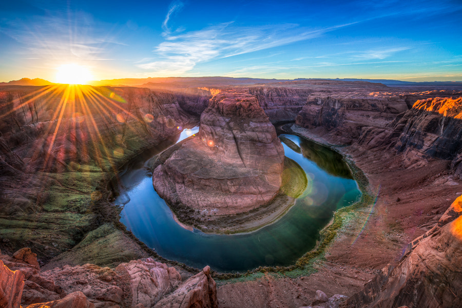 Photograph Enjoying life | Horseshoe Bend by Ali Erturk on 500px