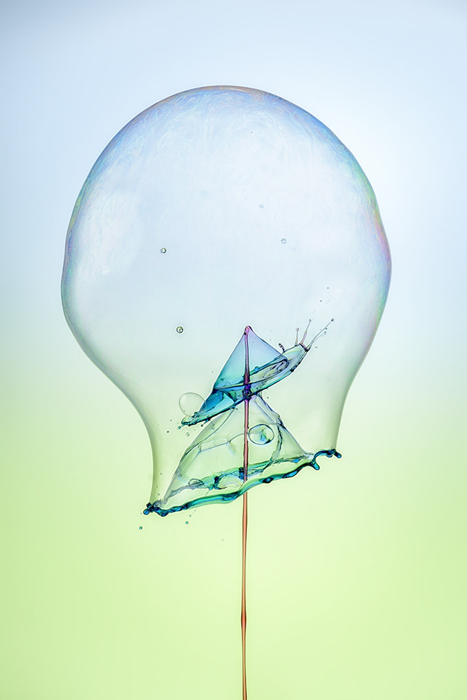 Photograph Water Balloon by Markus Reugels on 500px